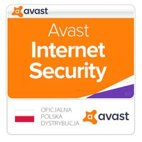 avast Internet Security 3PC / 1rok