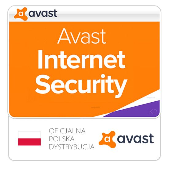 avast Internet Security 1PC / 1rok na Arena.pl