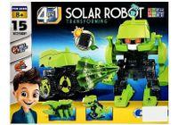 Robot Solarny 4 W 1 Tyranozaur Rex Owad Zestaw Edukacyjny Naukowy