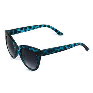 Okulary przeciwsłoneczne damskie kocie CrystalBlue