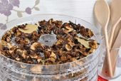 Suszarka do grzybów, owoców i warzyw z akcesoriami zdjęcie 78