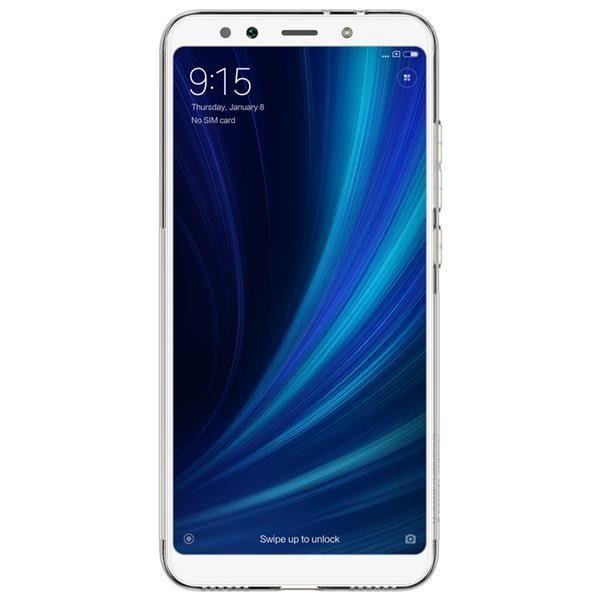Etui Nillkin Nature Xiaomi Mi 6X - Crystal zdjęcie 1