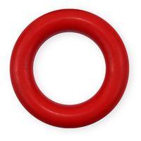 Ringo z gumy Pet Nova RUB-RING9-RE 9 cm aromat wanilli