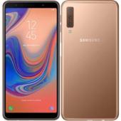Telefon komórkowy Samsung Galaxy A7 Dual SIM (SM-A750FZDUXEZ) Złoty zdjęcie 1
