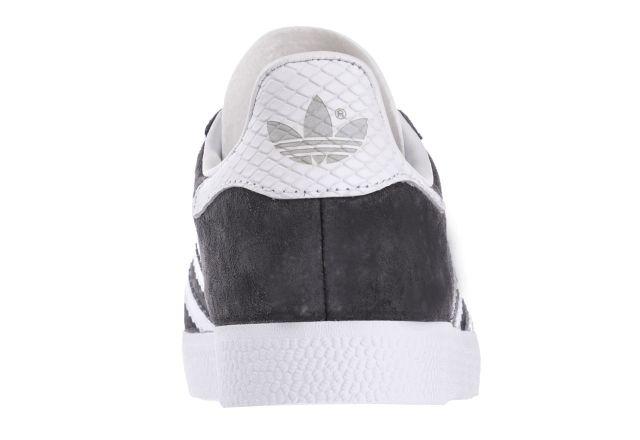 Adidas Gazelle Utility Black/Footwear White BY2851 - 36 2/3 zdjęcie 3