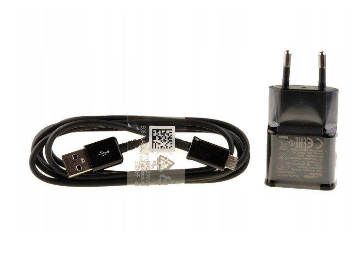 Oryginalna ładowarka sieciowa Samsung szybka Fast charger MicroUSB