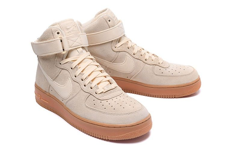 BUTY NIKE AIR FORCE ONE HIGH LV8 DAMSKIE r. 40