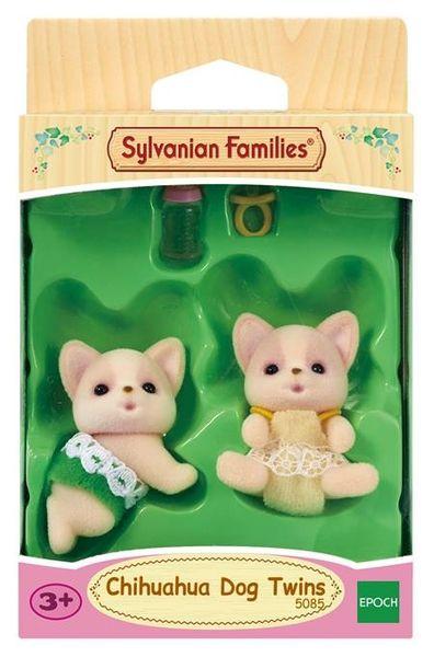 Sylvanian Families Bliźniaki piesków Chihuahua zdjęcie 4