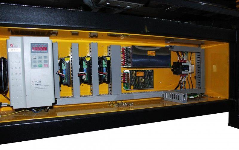 FREZARKA PLOTER CNC 6090 GRAWERKA 3kW z170mm MACH3 zdjęcie 10