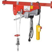 Wciągarka elektryczna 500 W, 100/200 kg