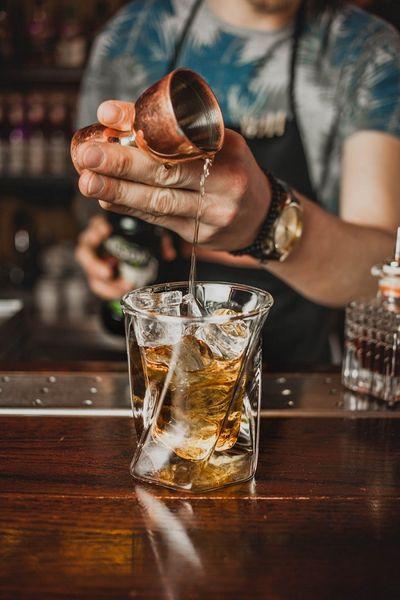 Szklanki Termiczne z Podwójną Ścianką do Whisky Drinków 250ml 6 sztuk zdjęcie 5