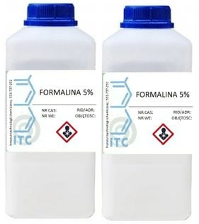 FORMALINA 5 % 2 x 1000ml r-r