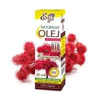 Olej Rycynowy BIO 50ml 100% Naturalny Etja