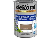 Emalia Dekoral Emakol Strong (Kawowy Jasny, 0.9 L)