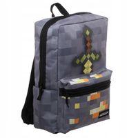 Plecak Szkolny Tornister Minecraft Mine Craft Majncraft 47 cm Duży