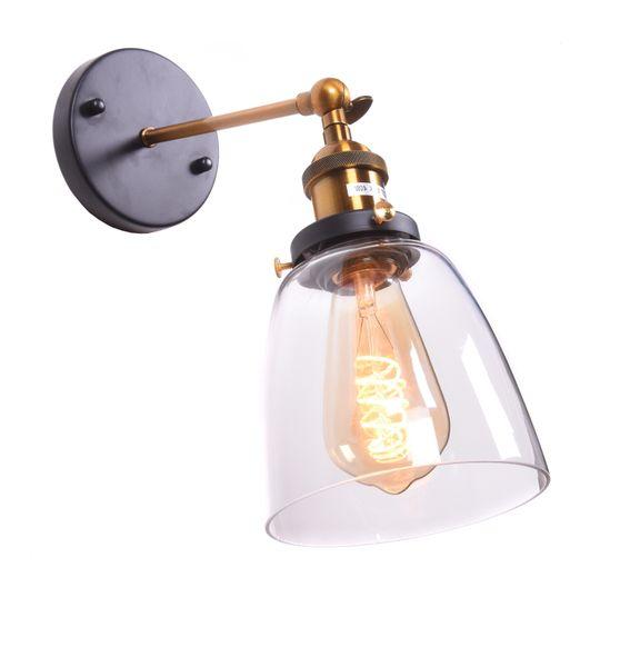 LAMPA ŚCIENNA KINKIET LOFTOWY FABI zdjęcie 5
