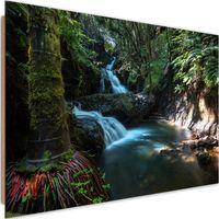 Deco Panel, Wodospad w tropikach 90x60