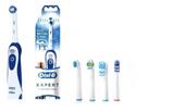 Szczoteczka elektryczna Oral B ADVANCE + 5 KOŃCÓWEK MIX