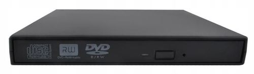 Napęd zewnętrzny CD/DVD Nagrywarka COMBO SLIM USB na Arena.pl