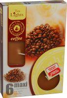 Duże podgrzewacze Tealight Maxi a'6 Coffee