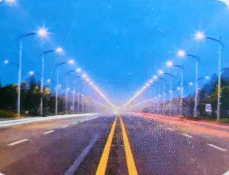 Lampa uliczna LED latarnia solar 20 w zdjęcie 12