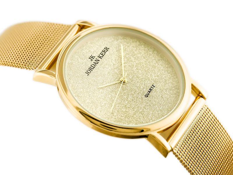 Zegarek złoty Jordan Kerr