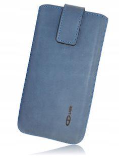 Etui skóra OrLine Sony Xperia XA wsuwka