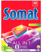 Somat 347890 Tabletki do zmywarki 48 tabletek