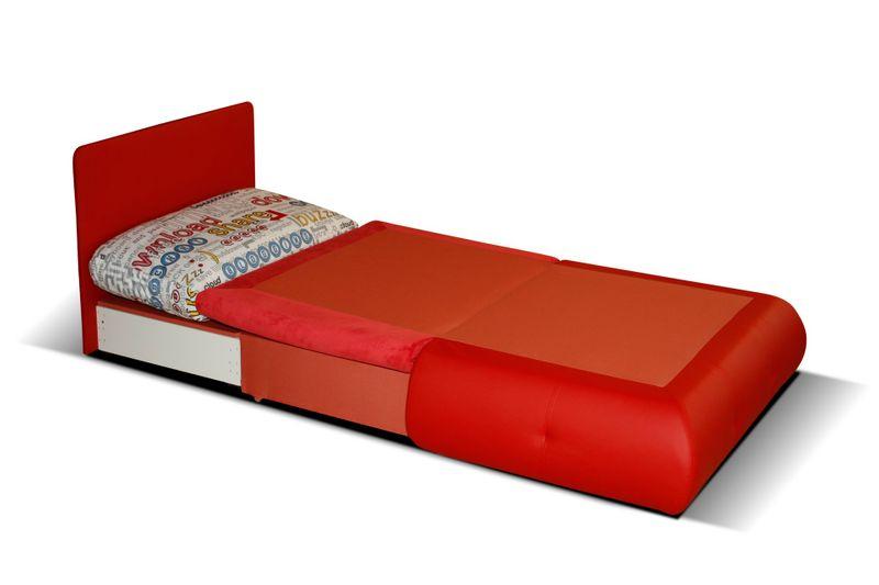 Sofa - fotel rozkładany Matrix - różne kolory zdjęcie 4