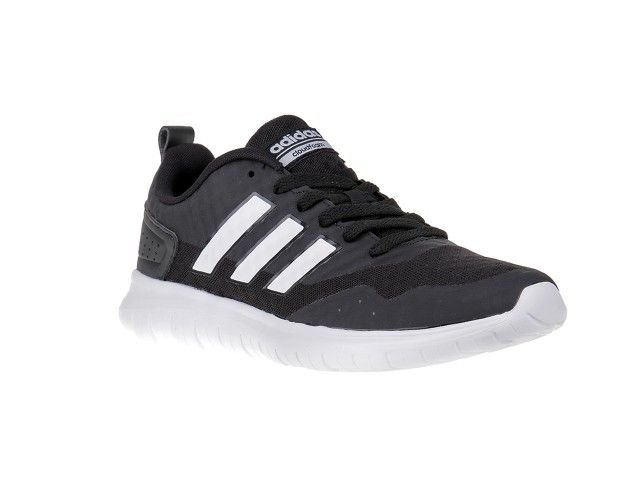 ADIDAS CLOUDFOAM LITE FLEX Core Black Footwear white AW4167 - 42 2/3 zdjęcie 3