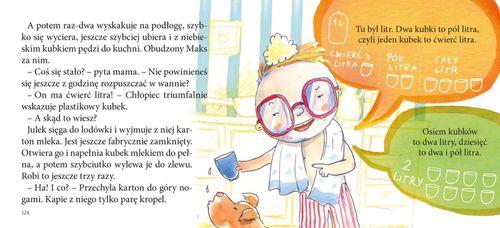 Książka dla dzieci Poczytam Ci mamo ELEMENTARZ MATEMATYCZNY na Arena.pl