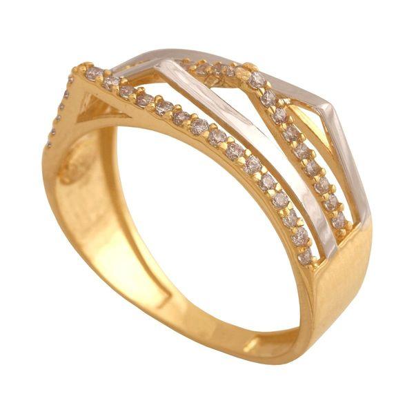 Datowane złote pierścienie
