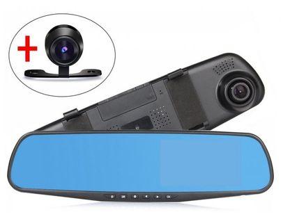 3w1 Lusterko samochodowe kamera tył kamera cofania