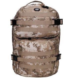 Plecak US Assault II vegetato  desert