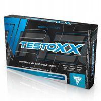 TREC TESTOXX TESTOSTERON TRIBULUS DLA MĘŻCZYZN 60k