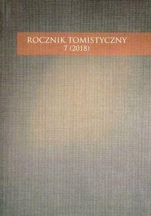 Rocznik Tomistyczny 7 (2018)
