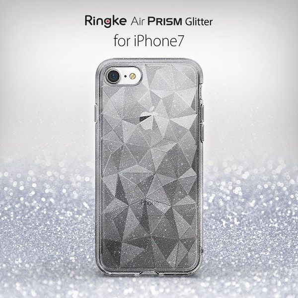 RINGKE PRISM AIR IPHONE 7/8 GLITTER CLEAR na Arena.pl