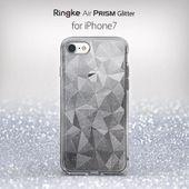 RINGKE PRISM AIR IPHONE 7/8 GLITTER CLEAR zdjęcie 4