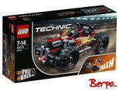 LEGO® 42073 Technic - Czerwona wyścigówka