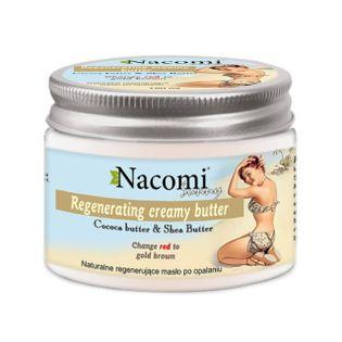 Regenerujące masło po opalaniu - 150ml - Nacomi