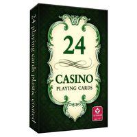 KARTY KLASYCZNE DO GRY CARTAMUNDI CASINO 24K POKER