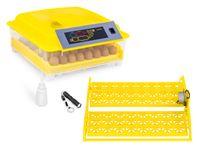 Inkubator do jaj - 80 W - 48 jaj - owoskop Incubato IN-48DDI
