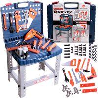 Warsztat dla dzieci z narzędziami w walizce MAJSTERKOWANIE