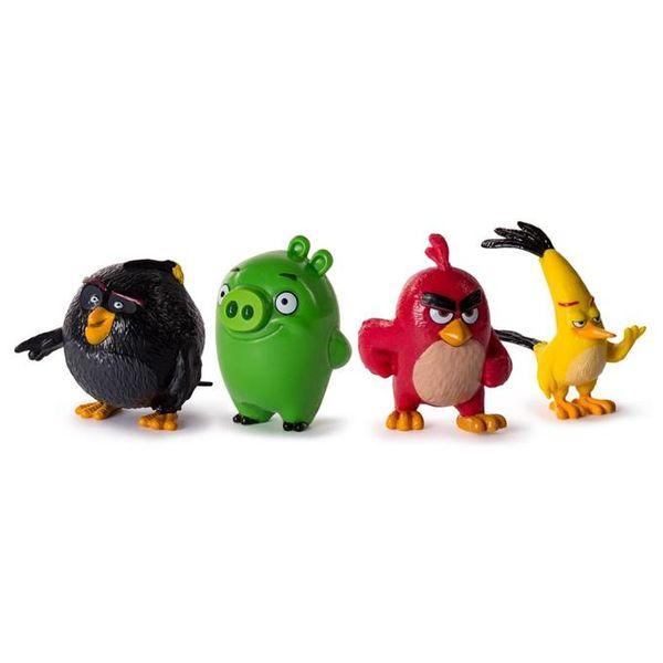 Angry Birds - Figurki Kolekcjonerskie Czteropak PROMOCJA zdjęcie 1