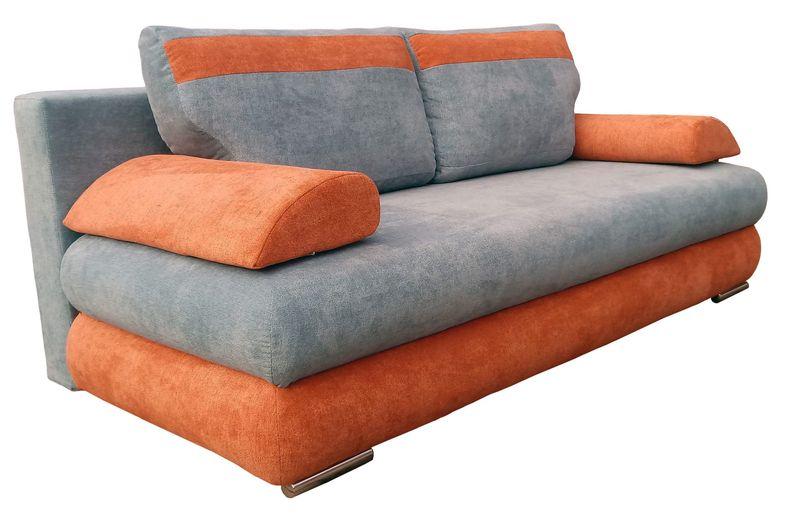 Niewiarygodnie Kanapa wersalka rozkładana sofa DUŻY WYBÓR TKANIN funkcja spania JO81