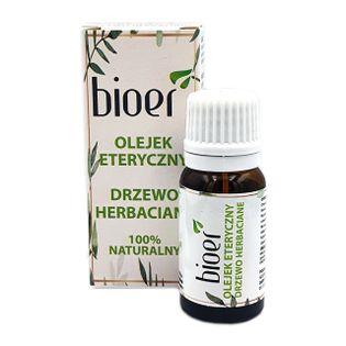 Olejek Eteryczny z Drzewa Herbacianego - 12ml - Bioer