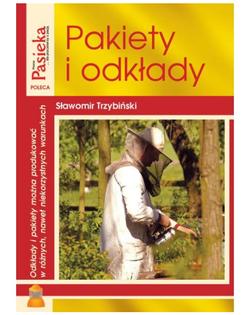 """Książka """"Pakiety i odkłady"""" Sławomir Trzybiński"""