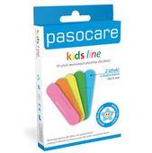 Pasocare Kids Line neonowe - zestaw neonowych plastrów dla dzieci