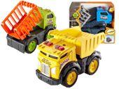 Rozkładana Ciężarówka Z Serii Matchbox Efekty