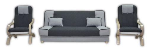 MIKI LENIUCH - wersalka kanapa fotel zestaw komplet wypoczynkowy na Arena.pl
